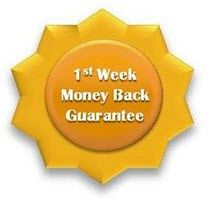 Money back guarantee through March 18, 2015