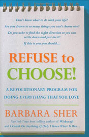 Refuse to Choose paperback