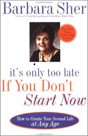 It's Only Too Late If You Don't Start Now Book Club link