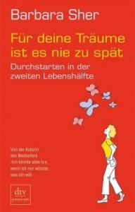 German Fuer deine Traeume ist es nie zu spaet Buchclub link