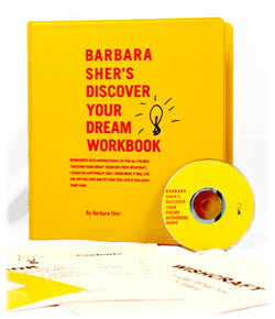 Discover Your Dream Workbook and CD photo