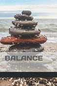 Balance book cover